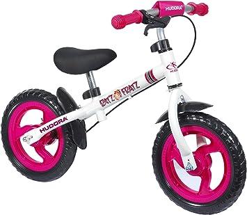Hudora 10073 Princess 4.0 - Bicicleta sin Pedales (Ruedas de 30,5 ...