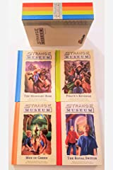 Hooked on Phonics Master Reader: Strange Museum (Book Series, Volumes 1 - 4) Hardcover