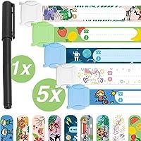Pulsera de emergencia para niños · 5 piezas