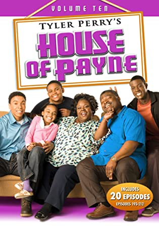 Beautiful Tyler Perryu0027s House Of Payne   Volume 10 ...