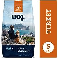 Amazon Brand Wag Dry Dog Food Trial Size, 5 lb. Bag