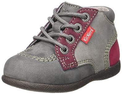 59b32cb5bac13b Kickers Babystan, Bottillons Bébé Fille: Amazon.fr: Chaussures et Sacs