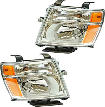 NI2503209N Replacement Headlight Assembly for Nissan Passenger Side