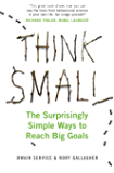 Think Small: The Surprisingly Simple Ways to Reach Big Goals (English Edition)