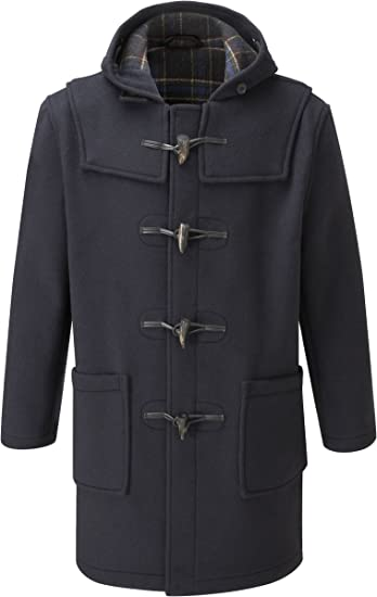 duffle coat fabrication française