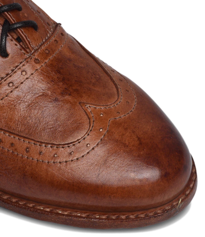 Cama Dip | & Stu Mujer & rsquo; s Desi | Leather Oxford Tinte Dip de ...