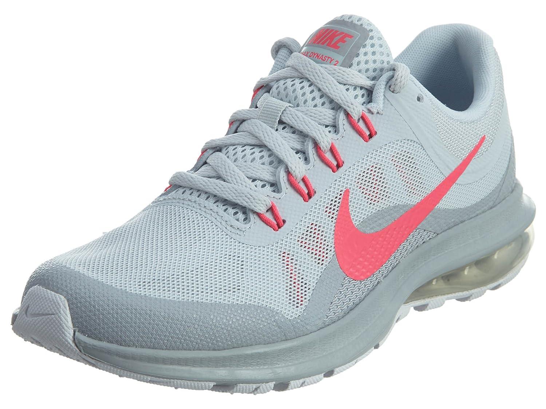popular discreción Feudal  Nike AIR MAX DYNASTY 2 GS girls running-shoes 859577 PURE PLATINUM/HYPER  PINK-WOLF GREY-WHITE 5.5 Big Kid M: Amazon.in: Shoes & Handbags