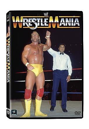 Wwe: Wrestlemania 1 [Reino Unido] [DVD]: Amazon.es: Cine y Series TV