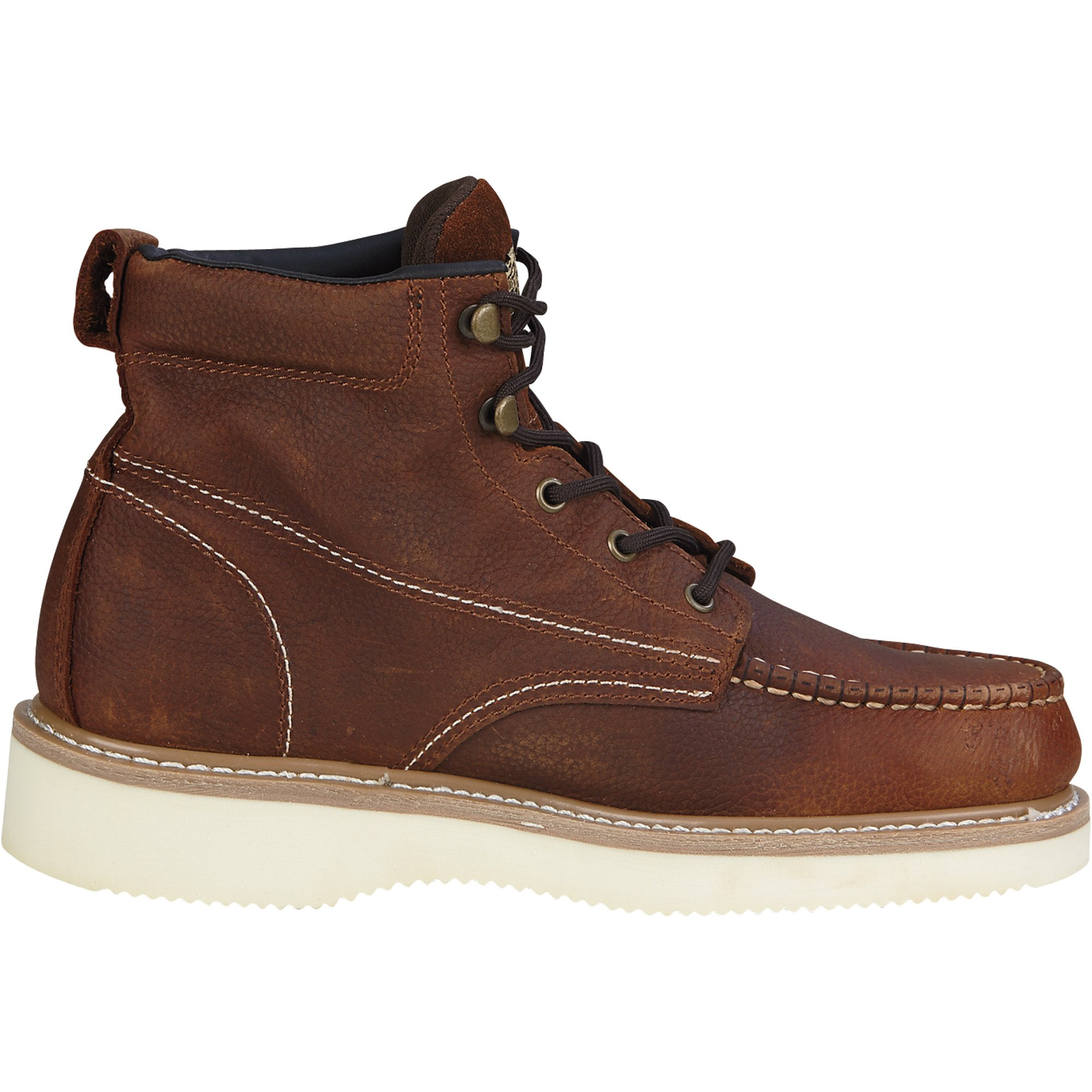 Gravel Gear 6in. Moc Toe Wedge Boot (10.5) by Gravel Gear (Image #4)
