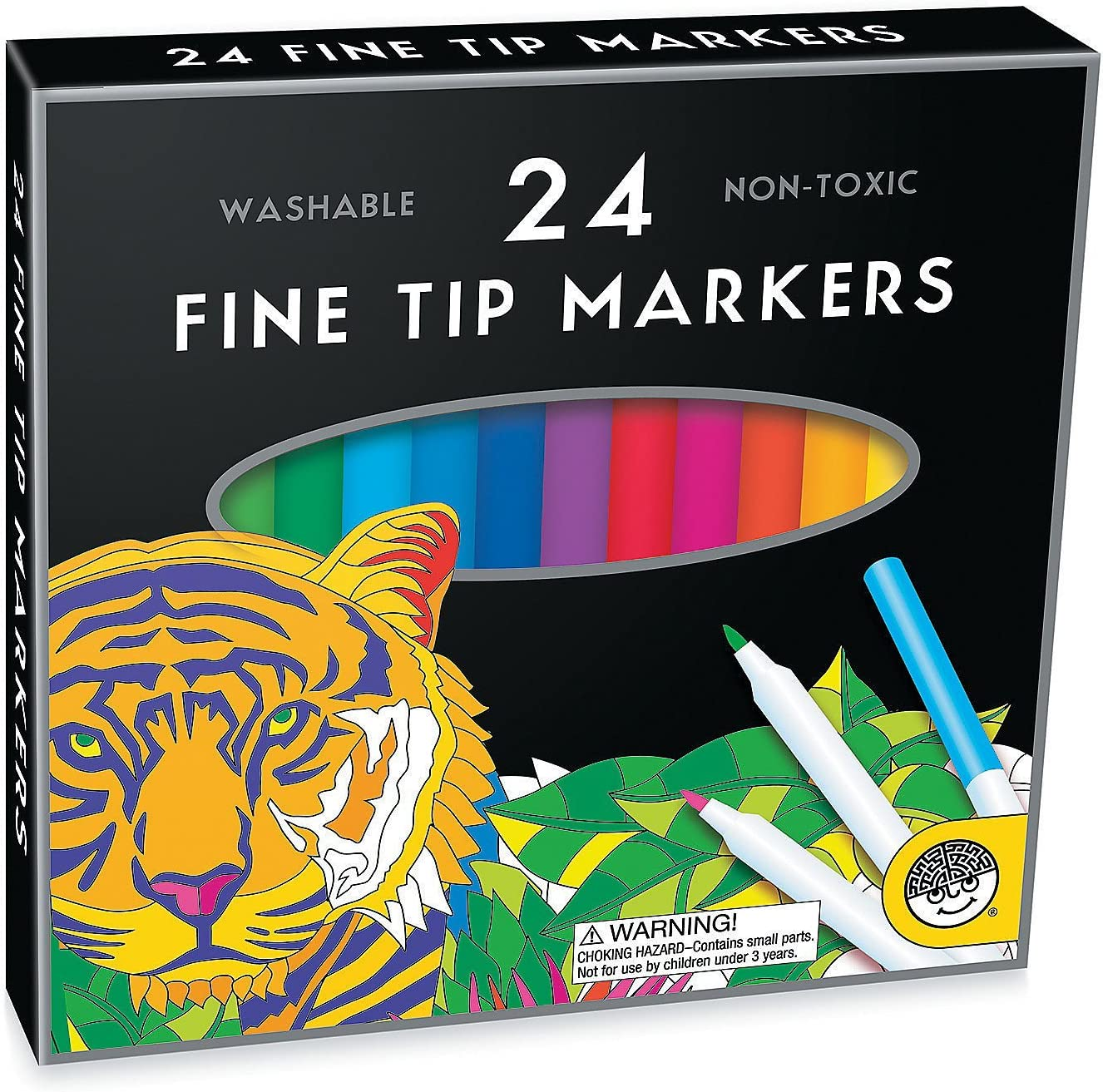80012 Bullet Tip 12 Count Cell Distributors Prang Classic Art Markers Assorted Colors