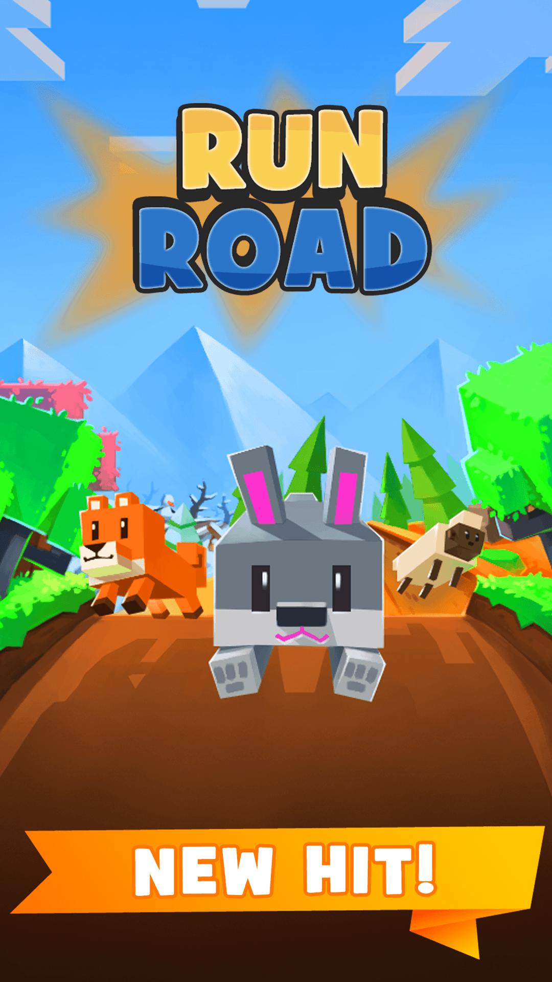 Run Road Up - Tiny Animal Roller Runner: Amazon.es: Appstore para ...