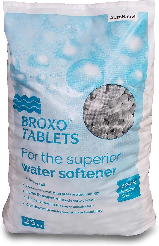 25kg Salztabletten Regeneriersalz Siedesalz Salz Wasserenthärtung Pooleinsatz