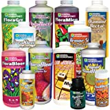 General Hydroponics Expert Series Plus Full Nutrient Kit (Small) by Wormsway.com