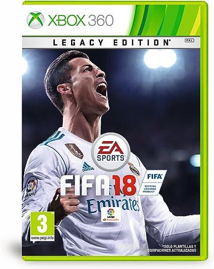 FIFA 18 - Edición estándar: Sony: Amazon.es: Videojuegos