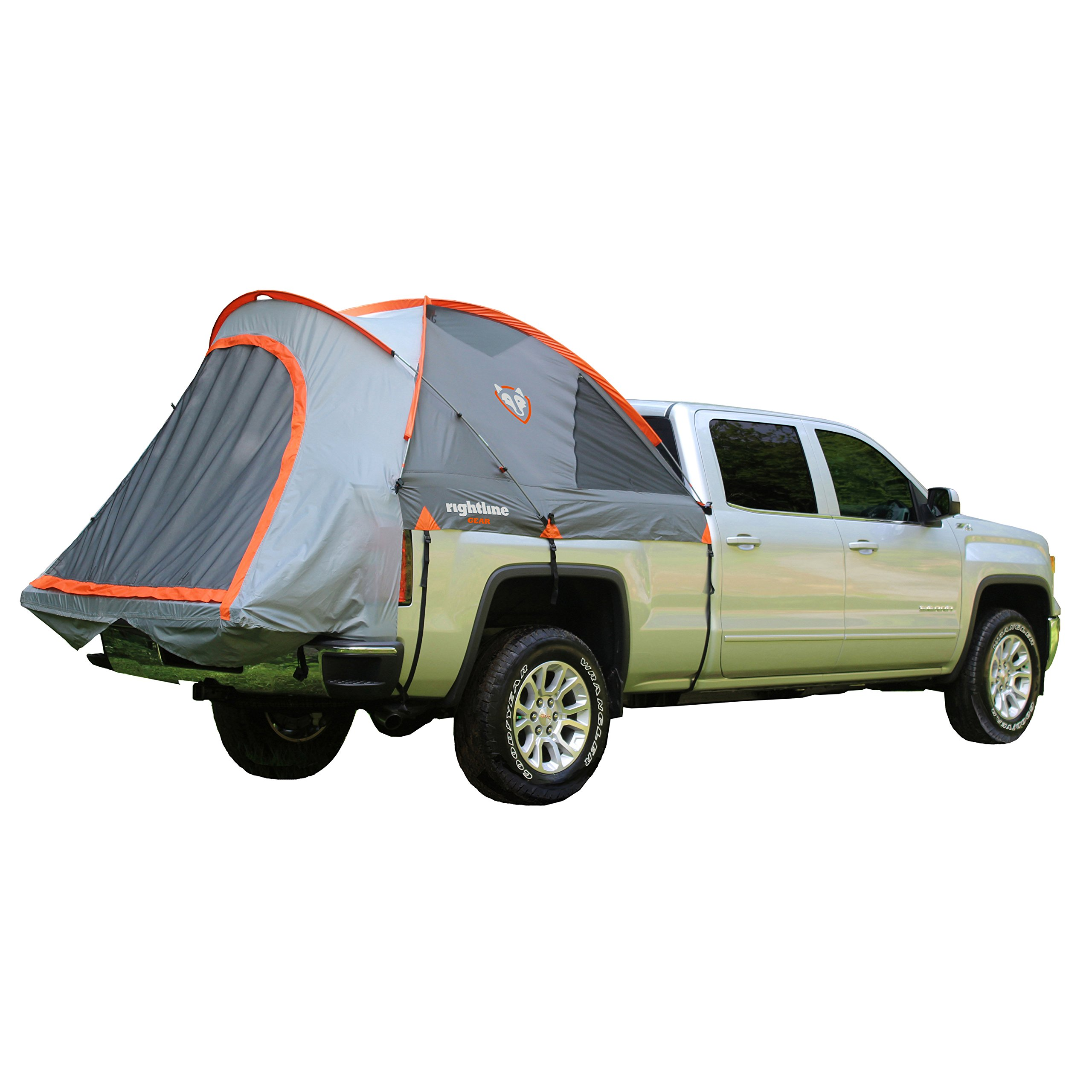 Rightline Gear 110710 Full-Size Long Truck Bed Tent 8'