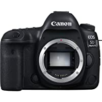 Canon EOS 5D Mark IV DSLR Camera (Body Only) International Version (No Warranty)