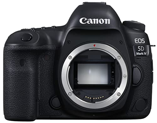 Canon デジタル一眼レフカメラ EOS 5D Mark IV ボディ