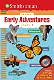 Smithsonian Readers: Early Adventures Level 1 (Smithsonian Leveled Readers)