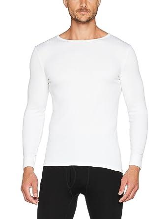 Réduction 2019 original profiter de prix pas cher Damart Tee-Shirt Manches Longues Thermolactyl Haut Thermique ...