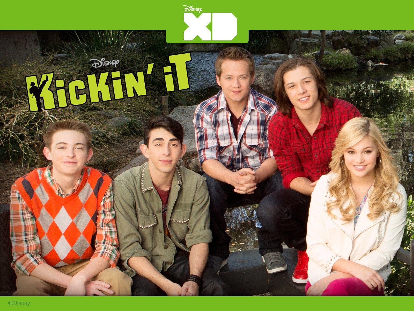kickin it season 4 kim returns episode