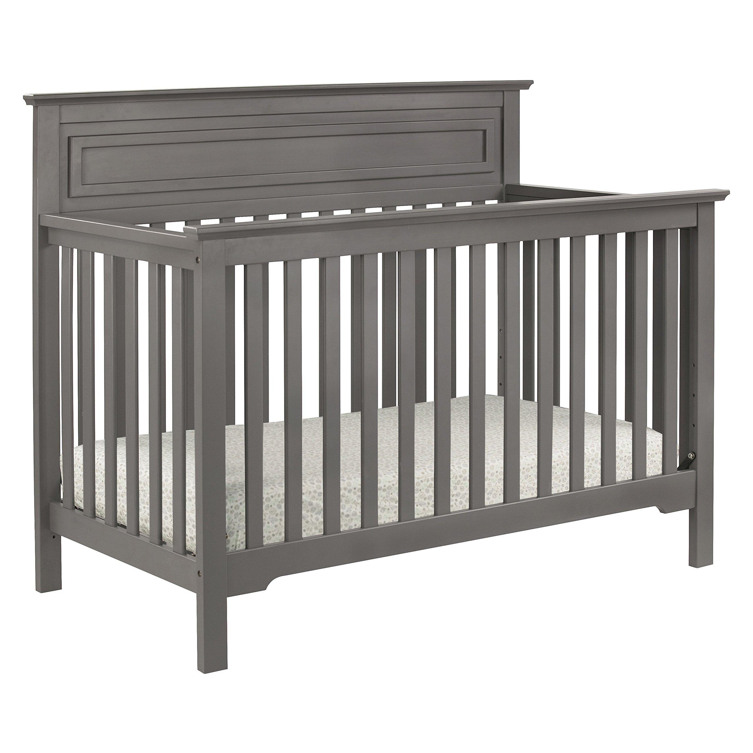 Amazon DaVinci Autumn 4 in 1 Convertible Crib Slate Baby