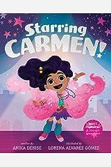 Starring Carmen! Kindle Edition