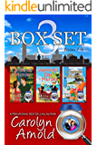McKinley Mysteries Box Set Three: Books 7-9