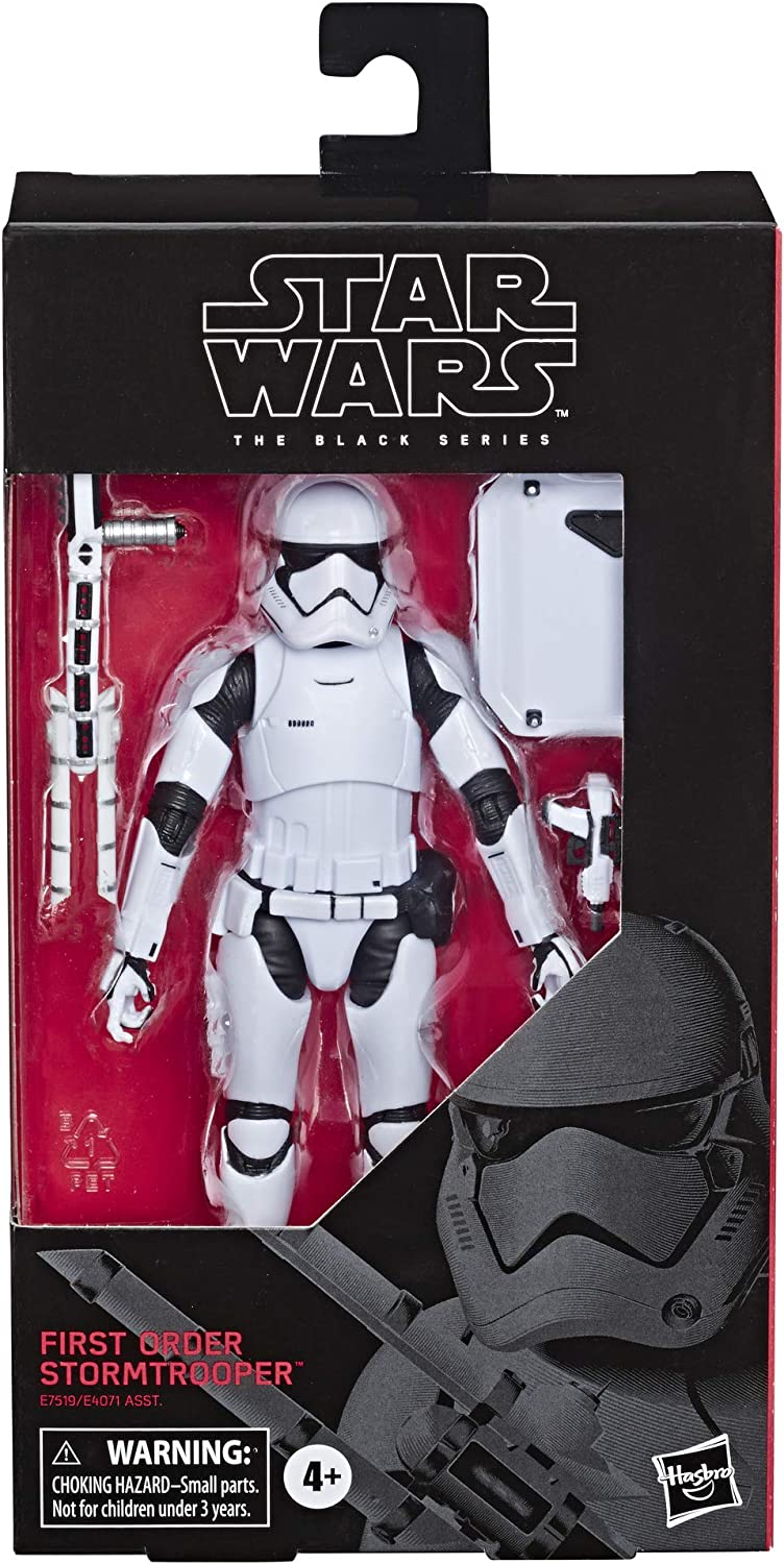 First Order Flametrooper 6 inch Action Figure Star Wars The Black Series #16