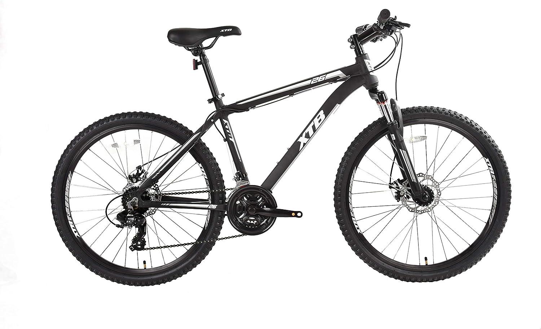 Tetran XTB Bicicleta de montaña con Marco de Aluminio, 26/29 ...