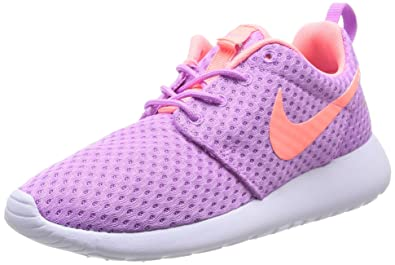 official photos f2eb0 e55a5 Nike Roshe One BR, Damen Sneaker, Violett (FUCHSIA GLOWLAVA GLOW
