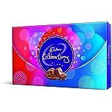 Cadbury Celebrations Assorted Chocolate Gift Pack, 168.8g