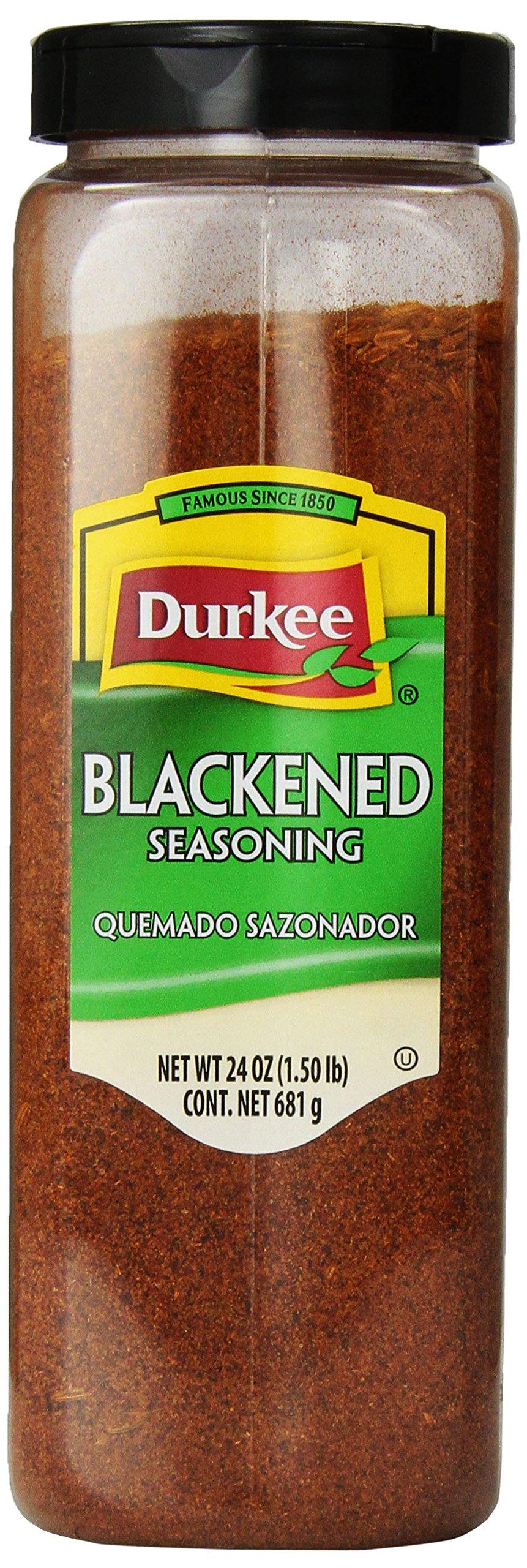 Durkee Blackened Seasoning, 24-Ounce