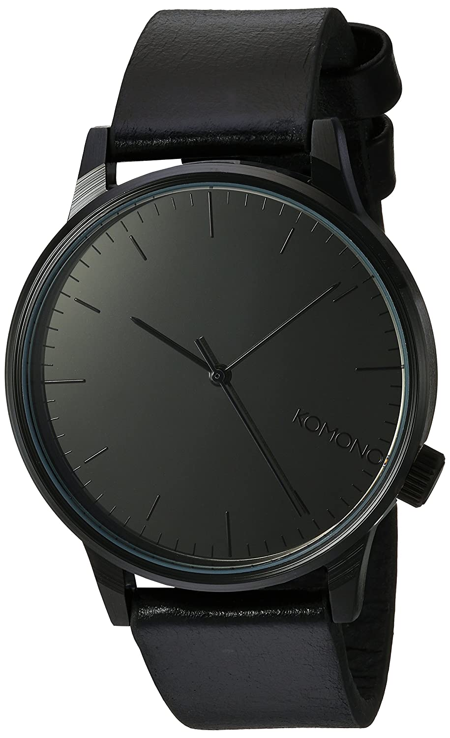 watches chrome by roger mirror watch products marquise strap lip leather tallon
