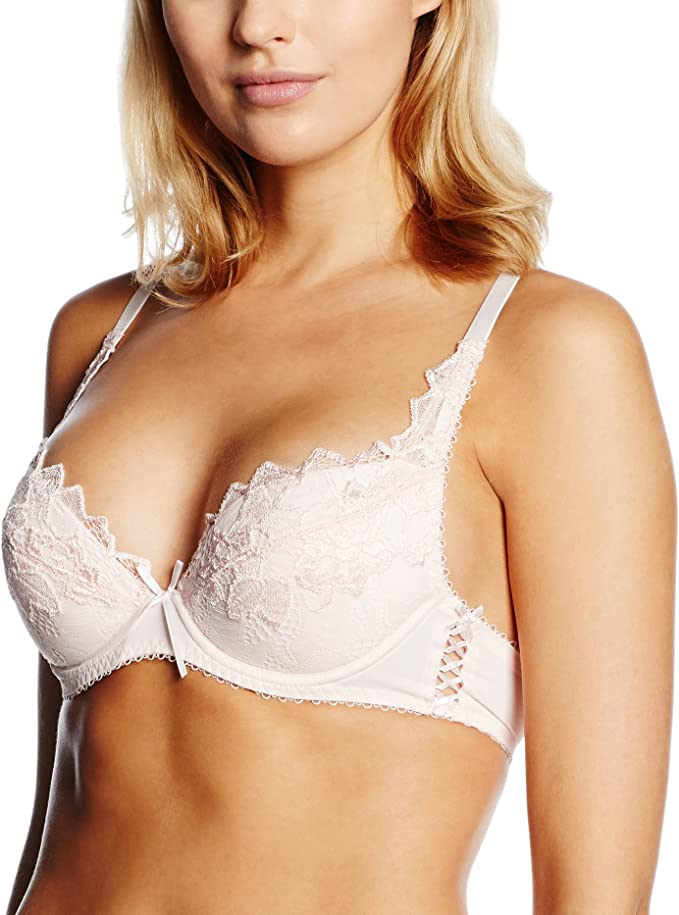 Lepel Fiore Lace Full Cup Bra 93229 Pale Pink