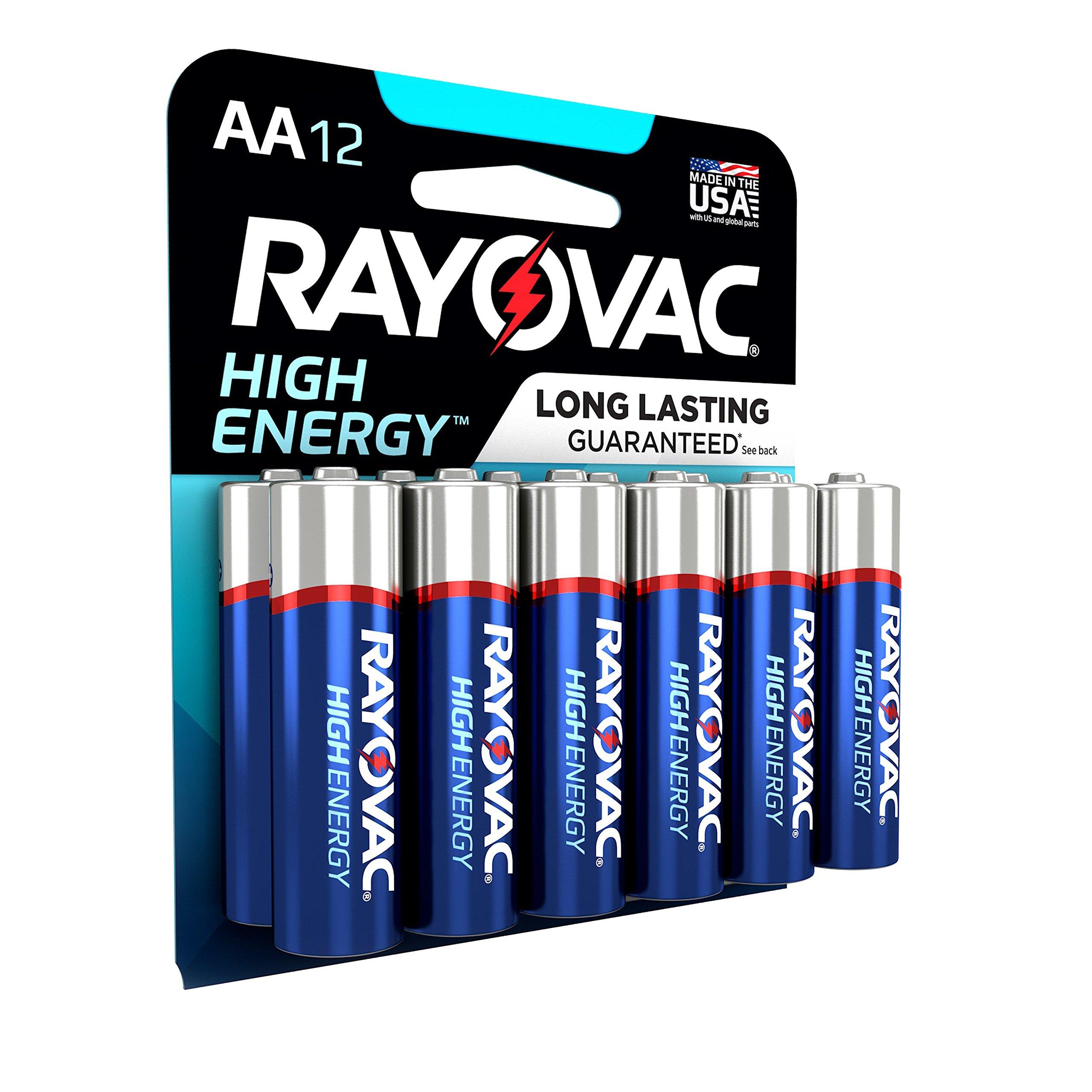 Amazon Com Rayovac Ultra Pro Batteries Size Aaa Al Aaa