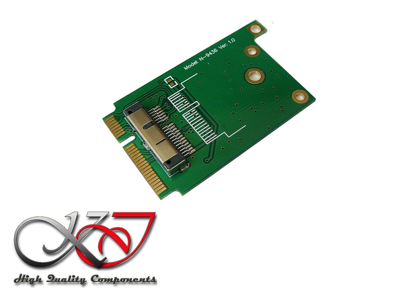Kalea Informatique Adapter BCM94331CD BCM943224PCIEBT2
