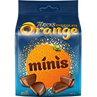 Terry's Chocolate Orange Minis, 140 g