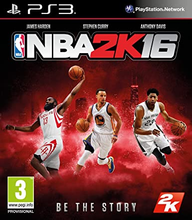NBA 2K16 (PS3) Games at amazon