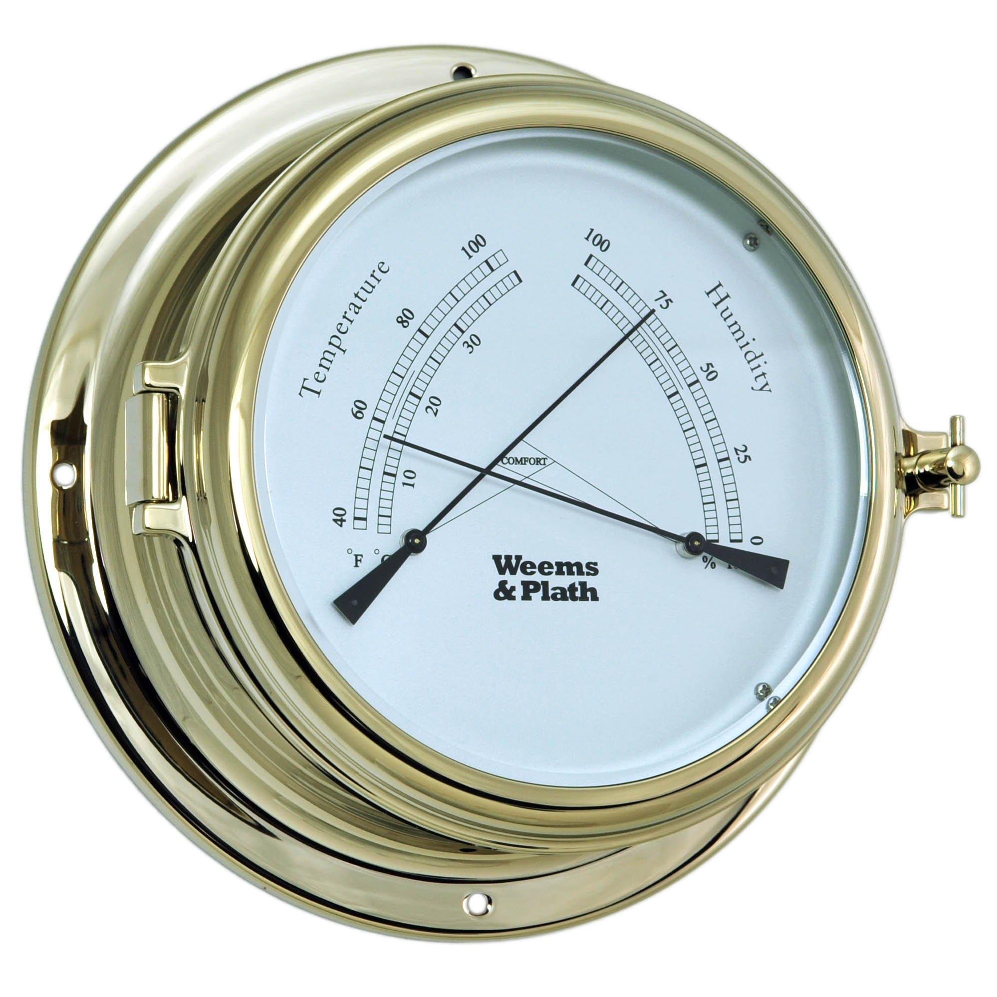 Weems and Plath Endurance II 135 Comfortmeter Brass by Weems & Plath