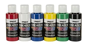 Createx-Colors-2-Ounce-AB-Airbrush-Set