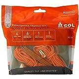 S.O.L. Survive Outdoors Longer Emergency Shelter Kit