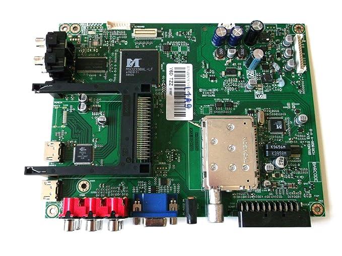 Grundig GU26BLK TV Tarjeta Principal AV: Amazon.es: Electrónica
