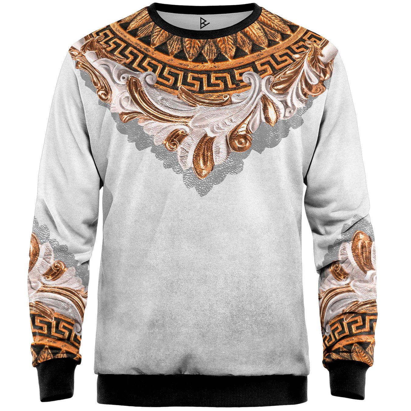 Blowhammer - Sweatshirt Herren - Golden Baroque SWT