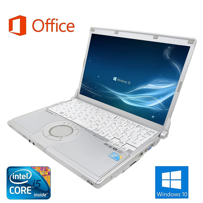 【セール】 【Microsoft Office Office i5 2016搭載】【Win 10搭載】Panasonic B01MQE6141 CF-S9/新世代Core i5 2.66GHz/メモリ4GB/新品SSD:240GB/DVDスーパーマルチ/12.1インチ/無線LAN搭載/中古ノートパソコン (新品SSD:240GB) B01MQE6141 ハードディスク:500GB ハードディスク:500GB, ABISTE:9b91df31 --- ciadaterra.com