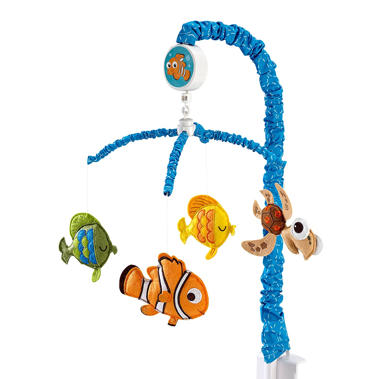 Disney Finding Nemo Musical Mobile, Blue Crown Crafts Inc 3065079