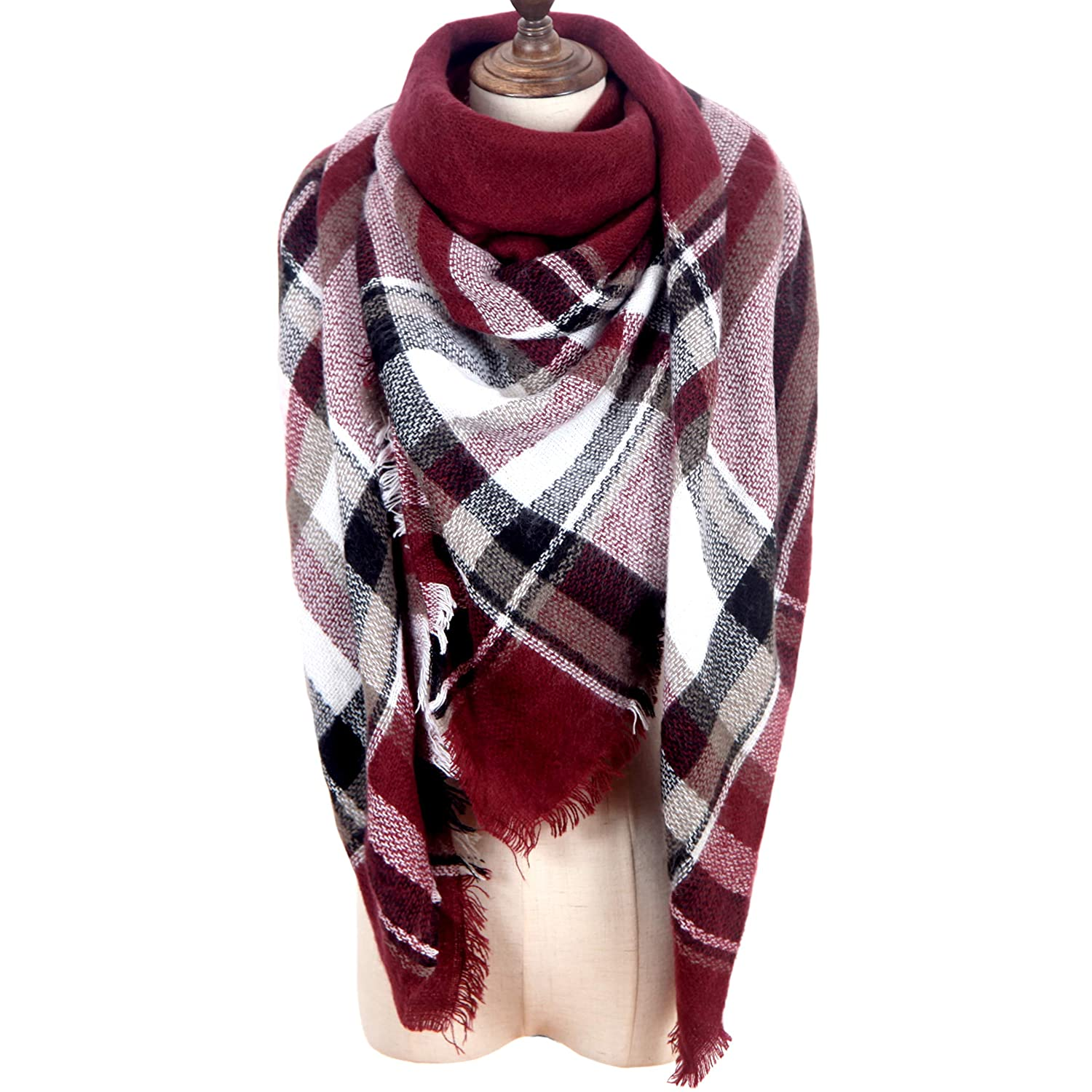 Mouth-watering Trendy shawls collection for women foto