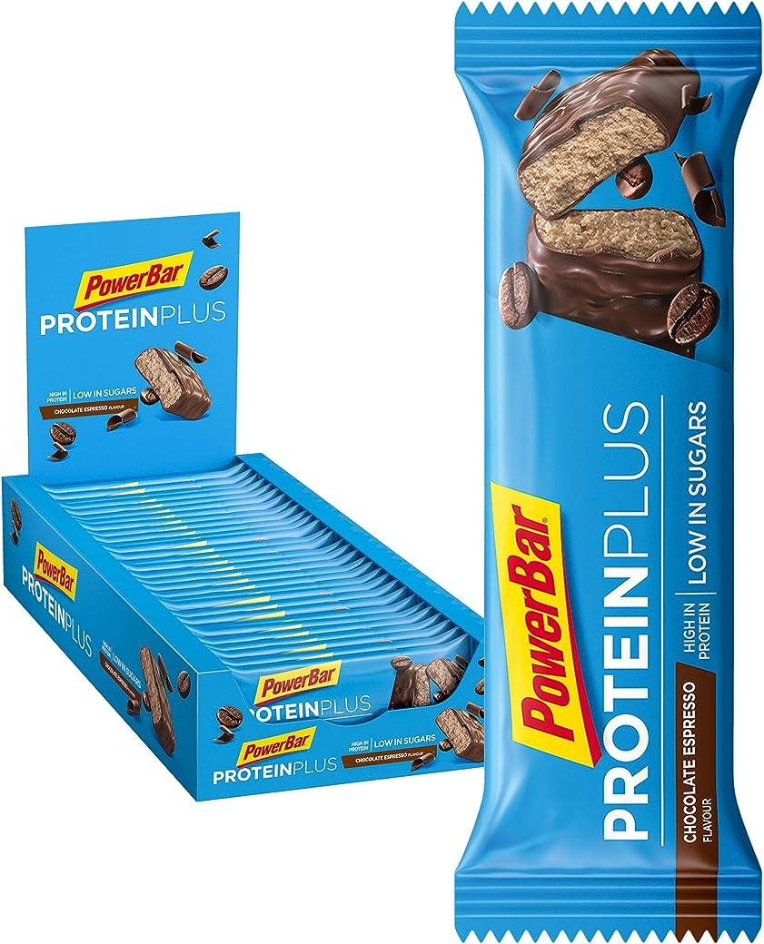 Powerbar Protein Plus Low SugarBarra de Proteína