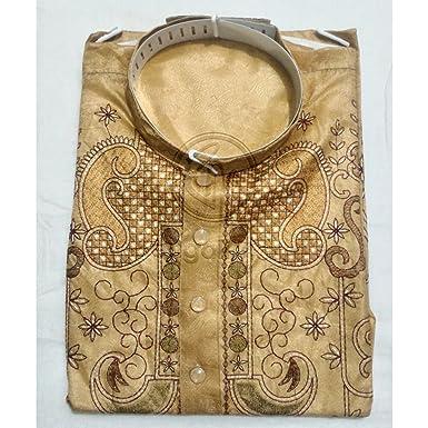 Bengali Mart Men's Cotton Punjabi Dress: Amazon in: Clothing