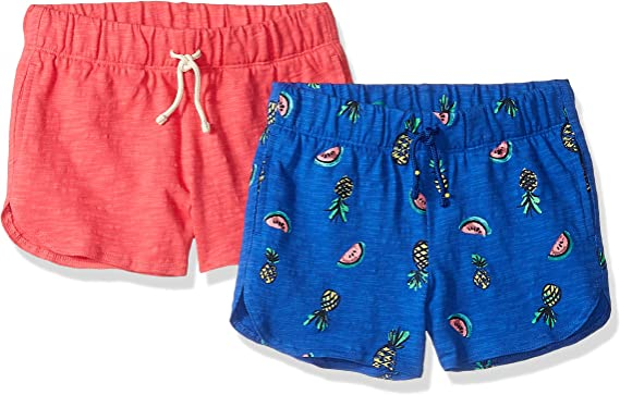 Spotted Zebra Boys 2-Pack Stretch Denim Shorts Brand