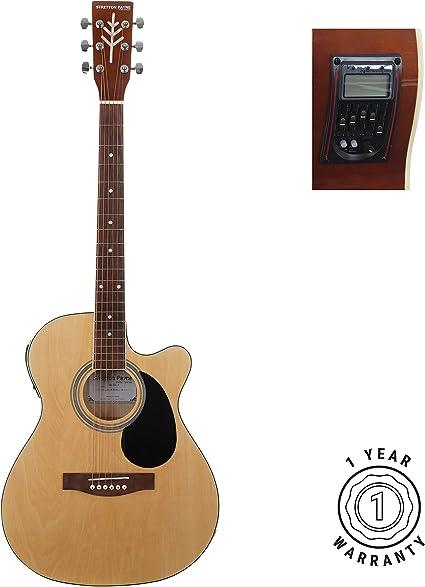 Stretton Payne Grand Auditorium - Guitarra electroacústica, color ...